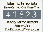 [The Religion of Peace Terror Counter]