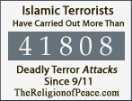 Islamic Terror Attacks since 9/11