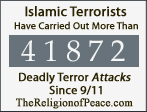 Thousands of Deadly Islamic Terror Attacks Since 9-11