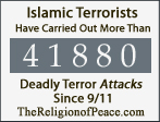 Thousandz of Deadly Islamic Terror Attacks Since 9/11