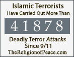 Thousands of Deadly Terror Attacks Since 9/11