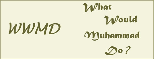 wwmd what would muhammad do